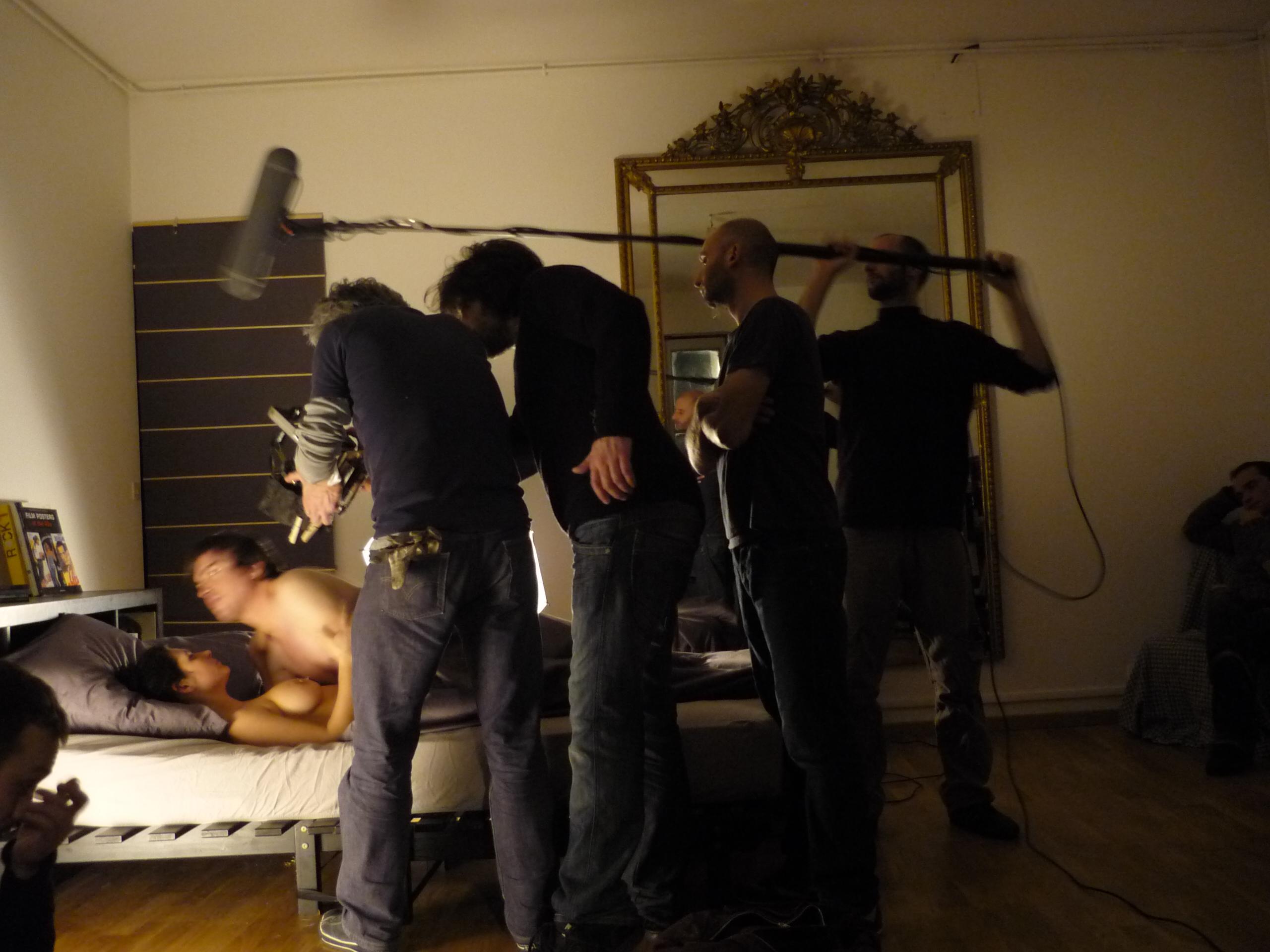 Chambre Noire : La chambre noire de jérôme meynardie paradoxal